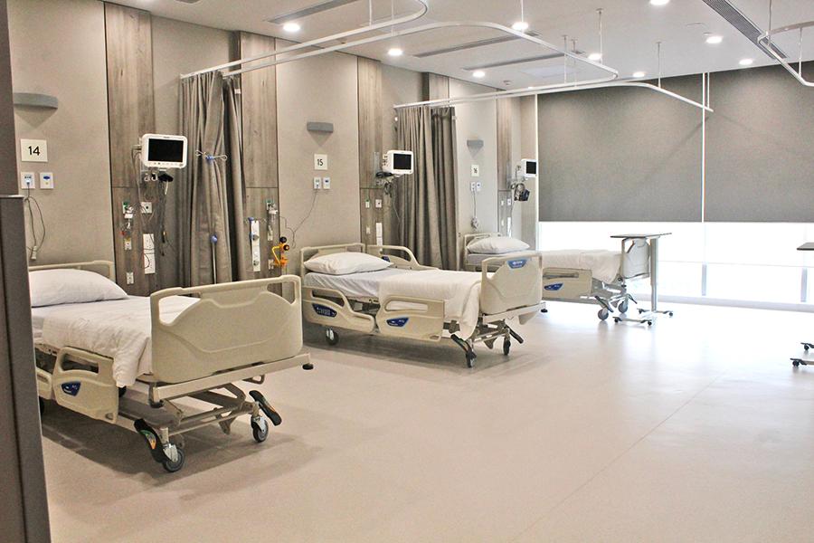 post operation area at CK Birla Hospital, Multispeciality hospital in Gurgaon, best hospital in Gurgaon, maternity hospital in gurgaon