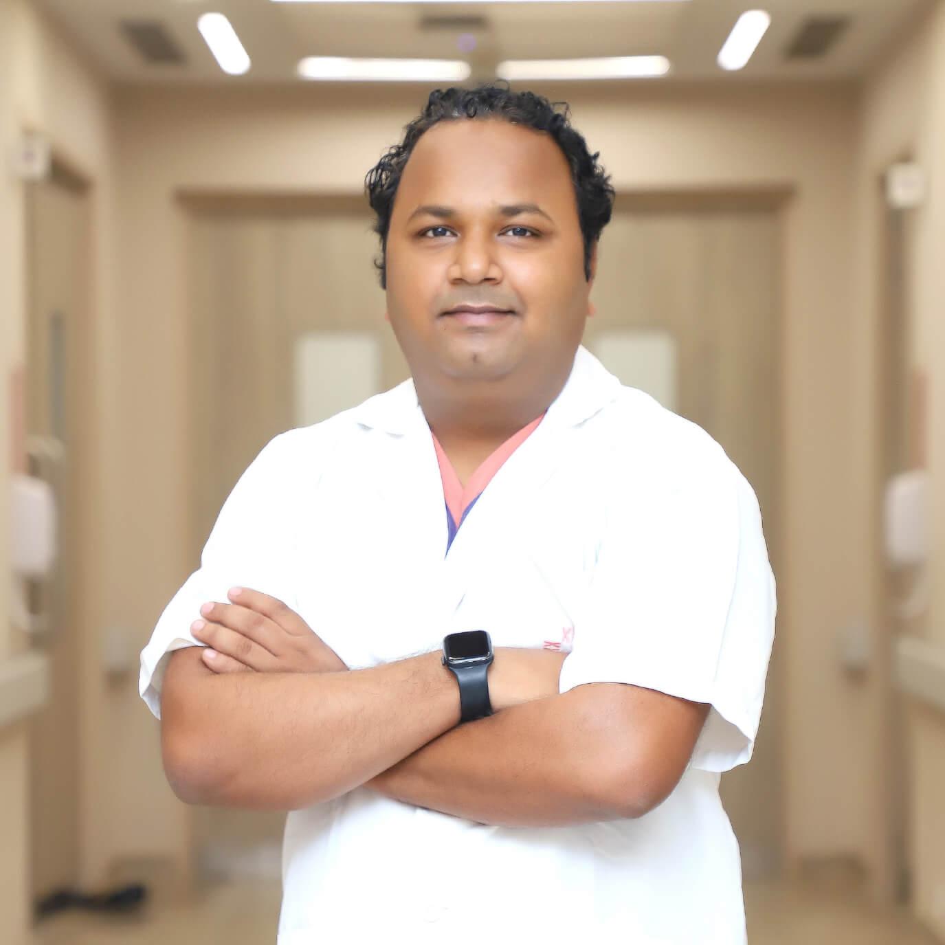 Dr. Manoj Rajour - Best Physiotherapist in Gurgaon