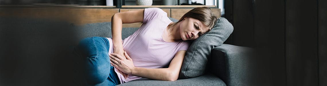 Menstrual cramps, period pain