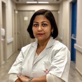 Kaushiki,IVF Doctor in Gurgaon
