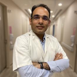 Ankle surgeon in Gurgaon,Dr. Anuj, best Orthopaedic Surgeon in Gurgaon