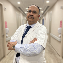 Dr. Abhay, best endocrinologist in Gurgaon