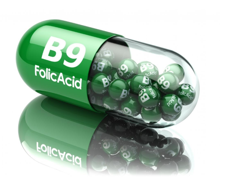 Recommended Dosage of Folic Acid