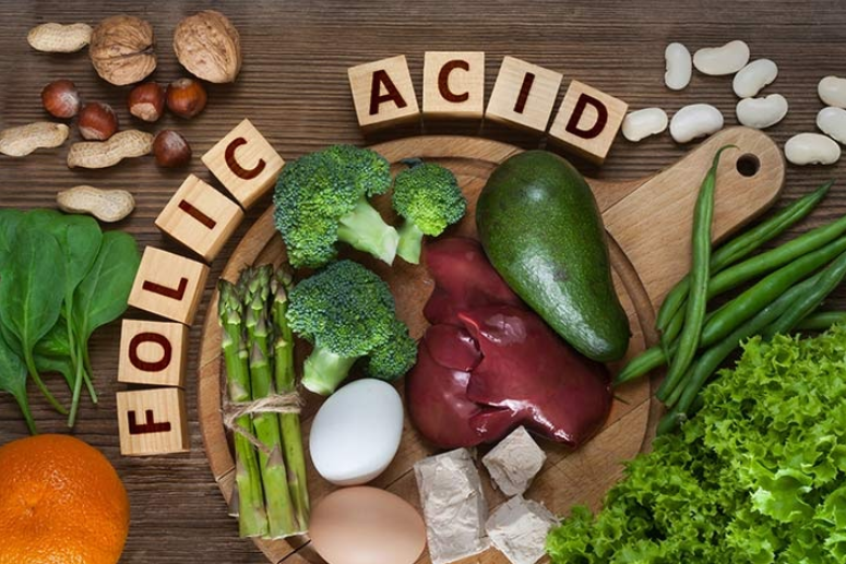 Folic Acid - The Pregnancy Supervitamin!