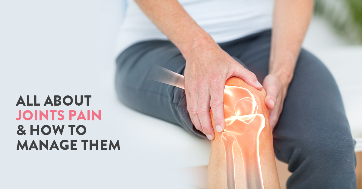 Why joint pain occurs: The A-Z of Joint Pain
