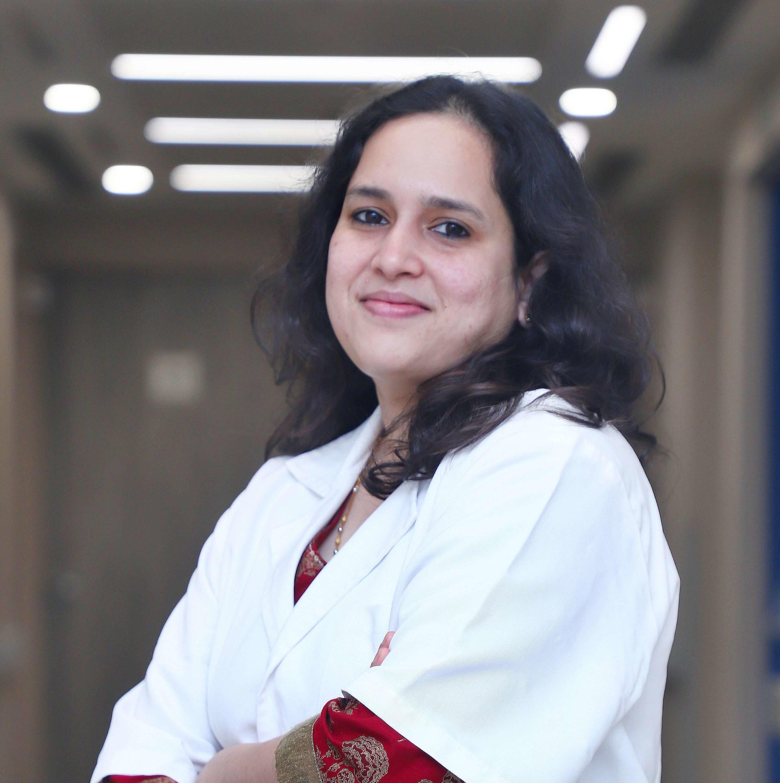 Dr. Prachi Benara, IVF specialist in Gurgaon