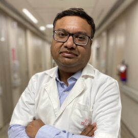 Dr. Shalabh Agarwal, Best Urologist and Andrologist in Gurgaon