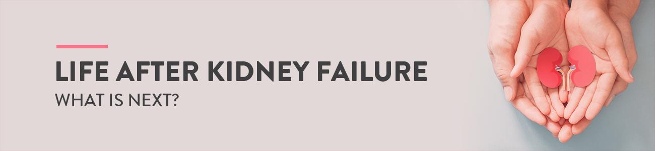 Kidney Failure, Kidney Failure symptoms, causes of Kidney Failure, Life after kidney failure, life expectancy after kidney failure, Medical management of Kidney Failure