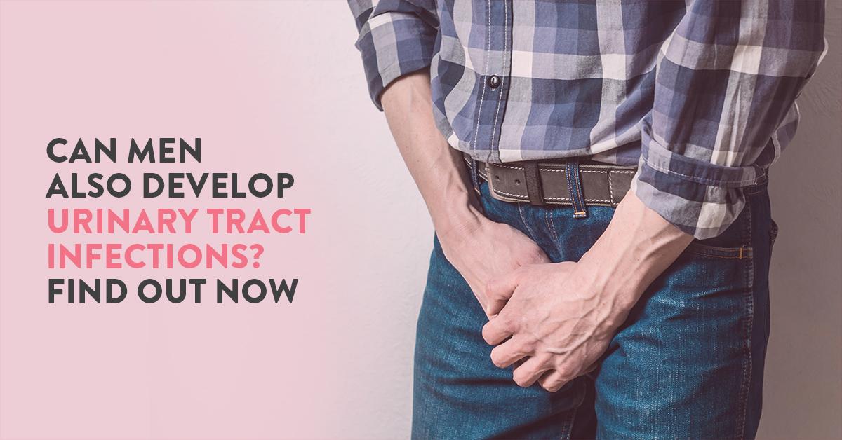 UTI in men, Urinary tract infection in men, UTI symptoms, Causes of UTI, UTI causes in Men